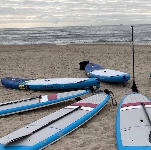 Lej Surf og Sup Boards i Hirtshals - Vi leverer også til Tversted og Tornby.